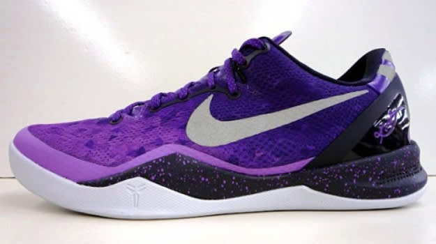 May - Kobe VIII Playoffs