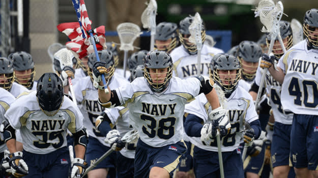 Navy Lacrosse 2014