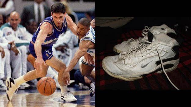 John Stockton Tennis Shoes