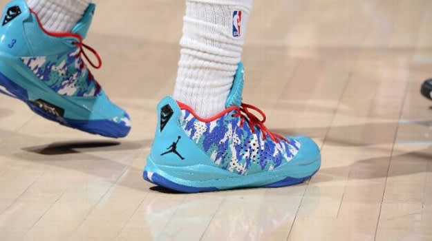 Chris Paul Jordan CP3.VII fan