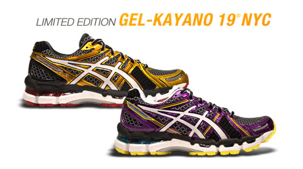 Asics Gel Kayano 19 NYC