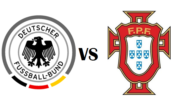 Germany vs Portugal