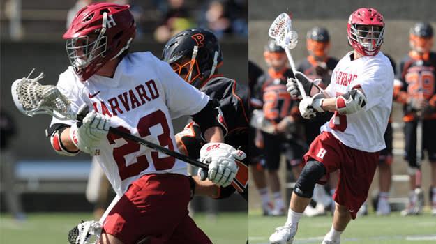 Harvard Crimson 2014 Lacrosse