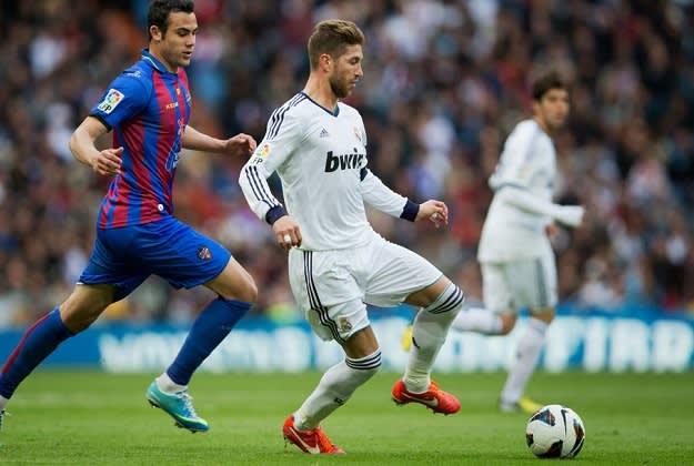 Sergio Ramos - defenders