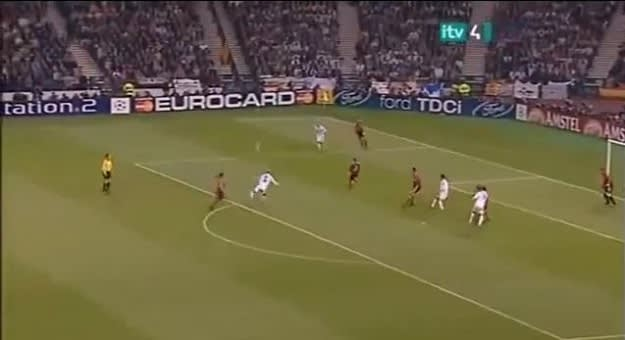 Zidane Volley