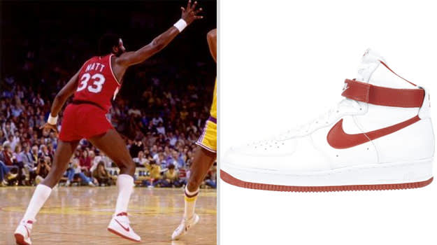 are nike air force 1 basketball shoes