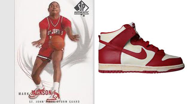 Mark Jackson St. John's Nike Dunk