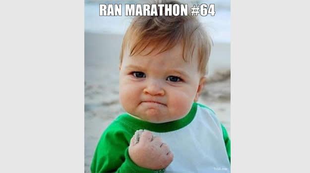 baby marathon