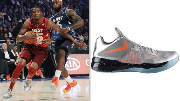 eafb8e145cc The Complete Sneaker History of NBA All-Star Game MVPs