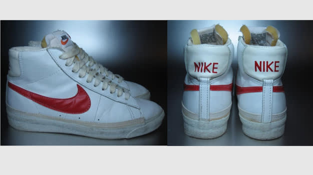 Nike Lady Blazer Hi Top