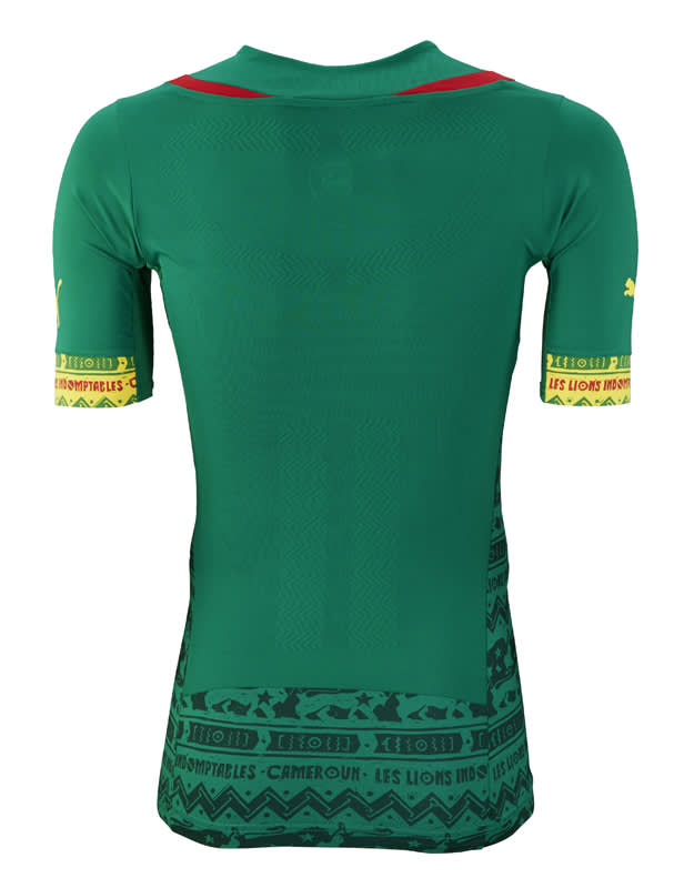 Puma Cameroon World Cup Kit