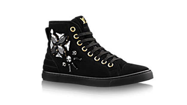 louis vuitton sneakers for men high top. image via louis vuitton. vuitton punchy sneaker. for: women sneakers for men high top