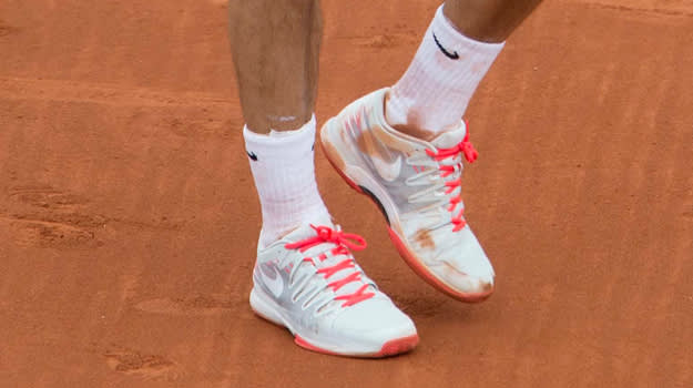Roger Federer Nike Zoom Vapor Tour
