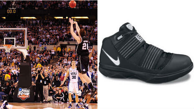 gordon hayward nike zoom soldier 3
