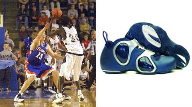 matt bonner nike air flightposite iii