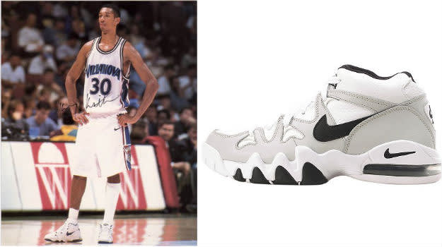 kerry kittles nike air max 2 strong