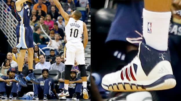 Richard Gordon Nike Shoe