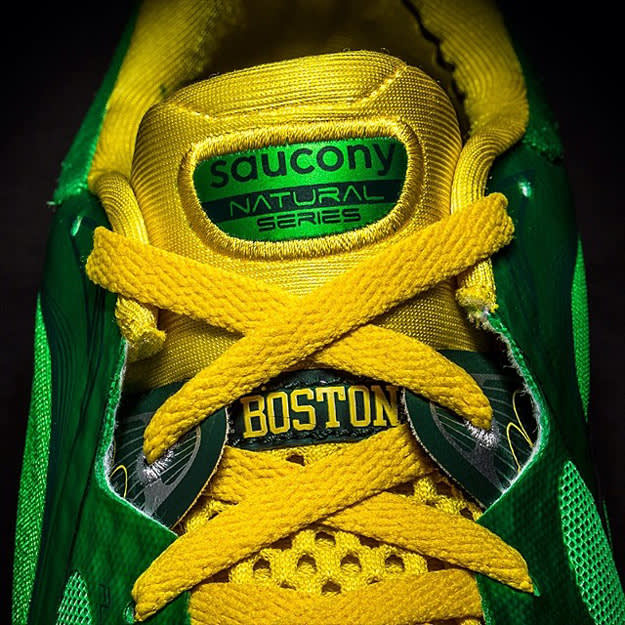 Saucony Boston