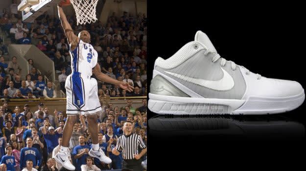 nolan smith nike zoom kobe 4