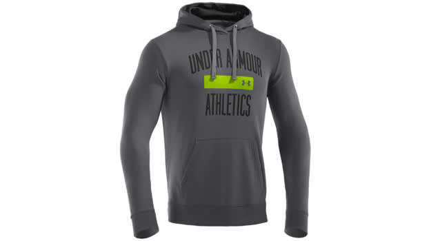 UA Charged Cotton Hoodie