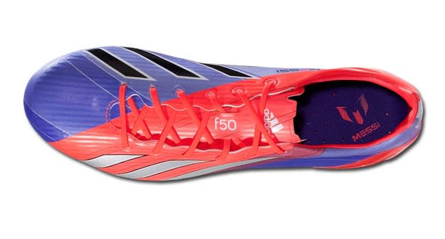 Messi F50 Upper Fit