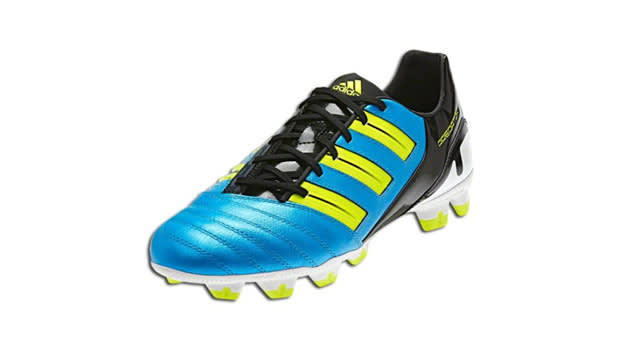 The adidas Predator Absolion TRX FG Soccer Boot