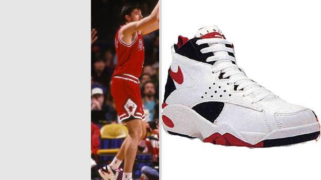 Toni Kukoc Chicago Bulls Nike Air Maestro