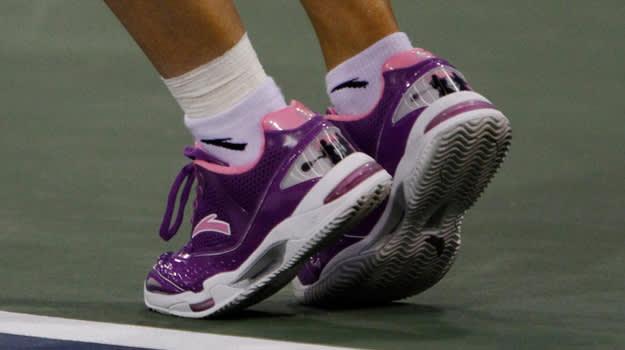 Jie Zheng US Open