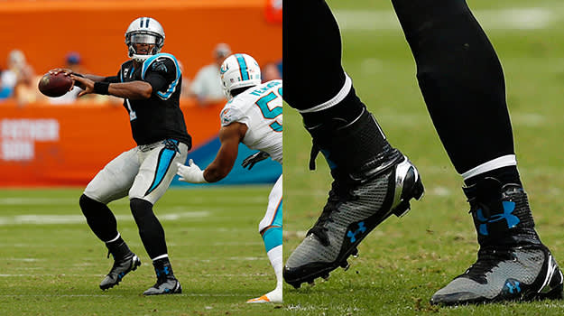 Under Armour Cam Highlight PE
