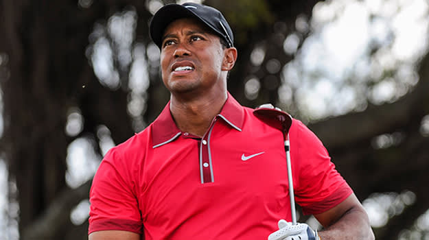 tiger woods back injury
