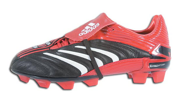 Adidas Predator Absolute TRX FG (bk/wh/sc) Outside