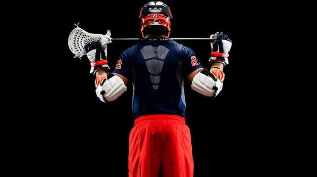 Nike Syracuse Lacrosse Fast break