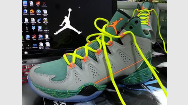 Jordan Melo M10 Flight Before Christmas