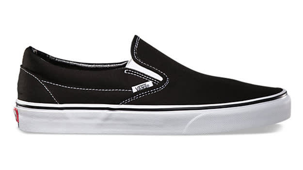 how your new favorite sneakers became popular: vans classic slip
