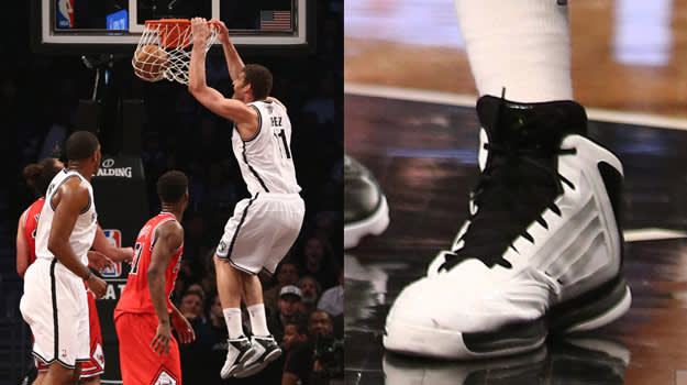 Brook Lopez in the adidas Ghost 2