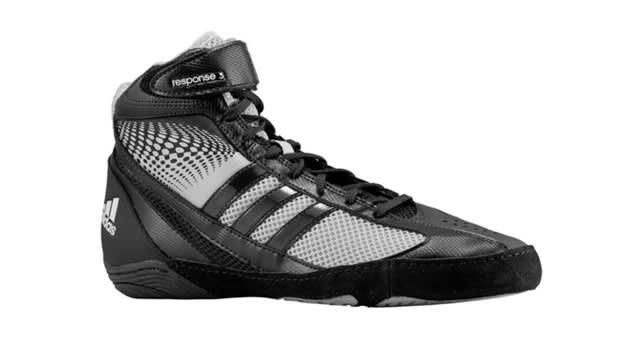 Adidas Response 3 wrestling shoes