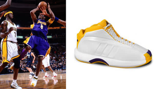 all kobe shoes
