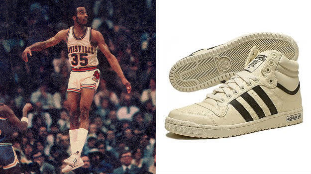 darrell griffith adidas top ten