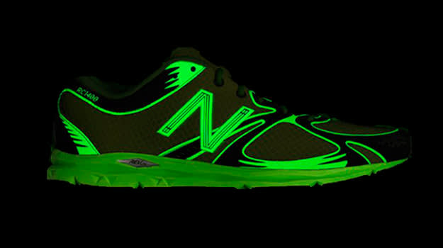 New Balance 1400 Glow in the Dark