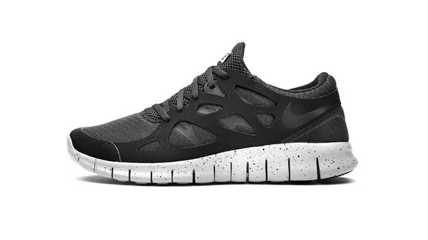 Nike Free Geneology Black Pack