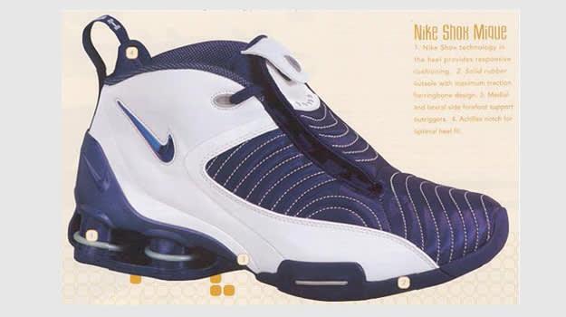 Nike Shox Mique