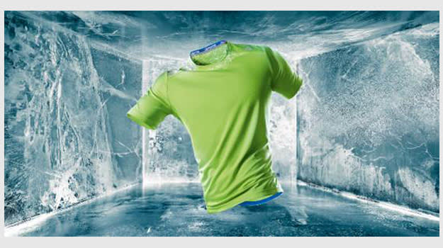 adidas Climachill apparel
