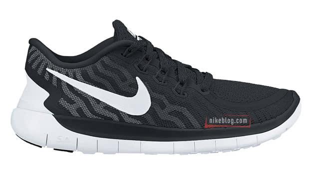 Nike Free 5.0 2015 Black