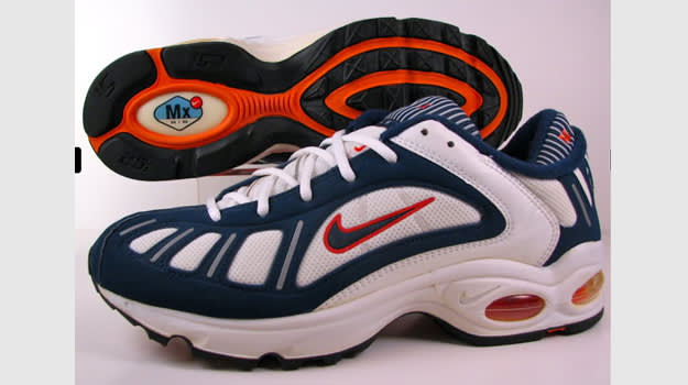 Womens Nike Air Max Tailwind 5 Alliance for Networking Visual