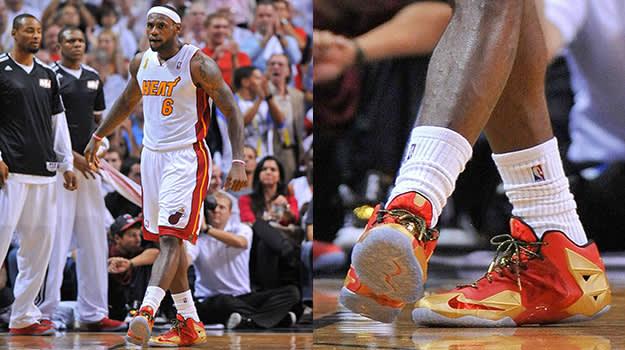 Nike LeBron 11 PE