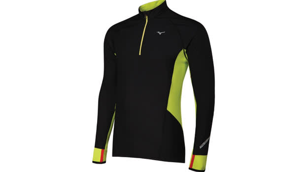 Mizuno BreathThermo Top