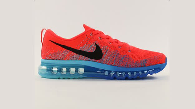 Flyknit Air Max Bright Crimson