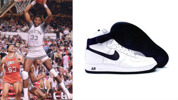 patrick ewing nike air force 1