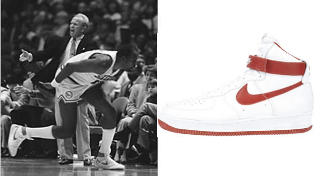 156b22686c8c The 10 Best Performances in Nike Air Force 1s