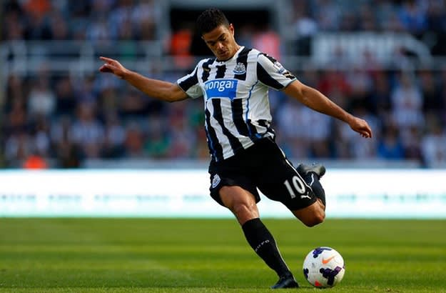 Ben Arfa- Weekend Recap